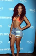 Natalie La Rose At Palms Pool In Las Vegas
