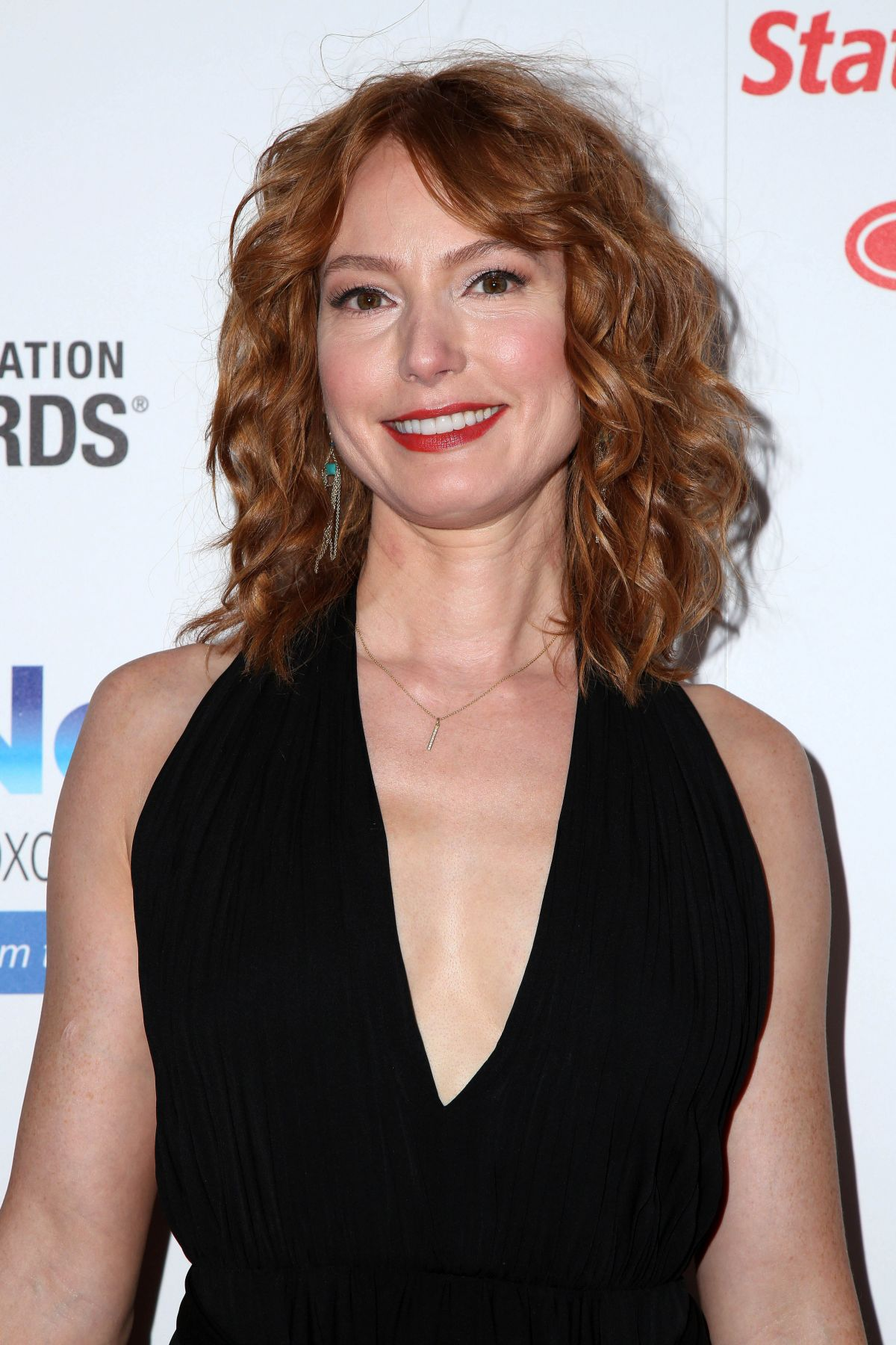 Alicia Witt At 5th Annual Hero Dog Awards 2015 - Celebzz ...