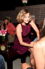Bijou Phillips At The A List 15th Anniversary Party