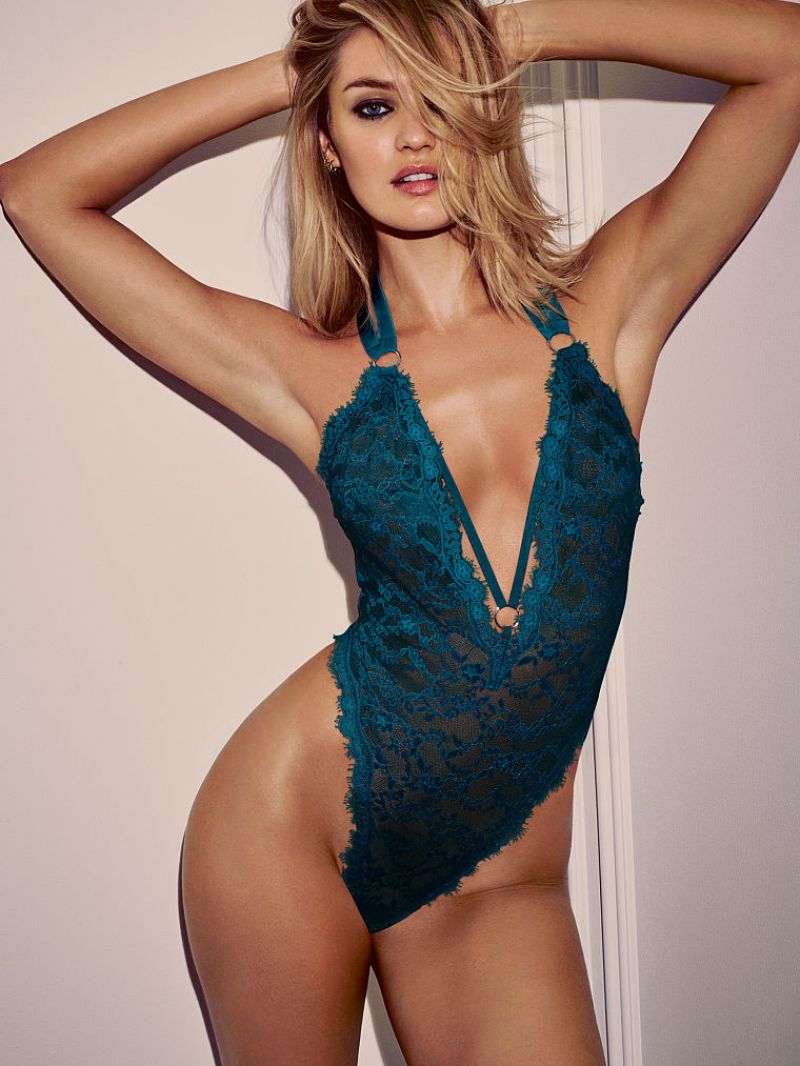 Candice Swanepoel Victoria's Secret September 2015 - Celebzz