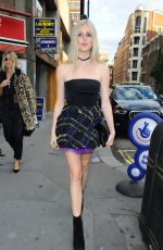 Diana Vickers At PPQ Show