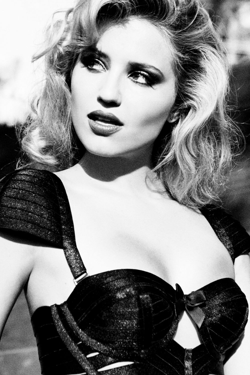 Dianna Agron At Ellen Von Unwerth Photoshoot - Celebzz ...