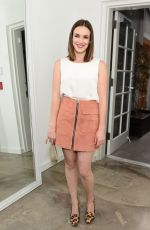 Elizabeth Henstridge At The A List 15th Anniversary Party