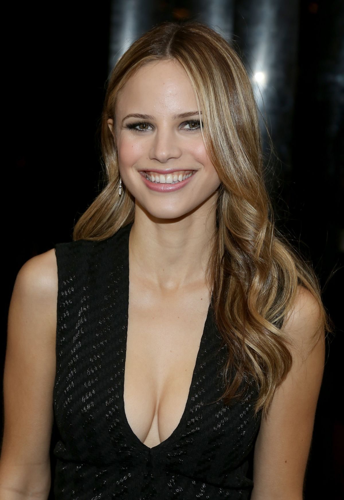 Halston Sage Out And About At Fashion Week