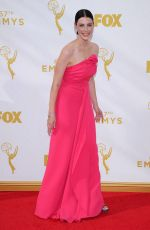 Jessica Pare At 67th Annual Primetime Emmy Awards
