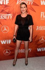 Kathleen Robertson At Variety Women In Film Annual Pre-Emmy Celebration