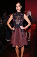 Mercedes Mason At Vivienne Tam Show