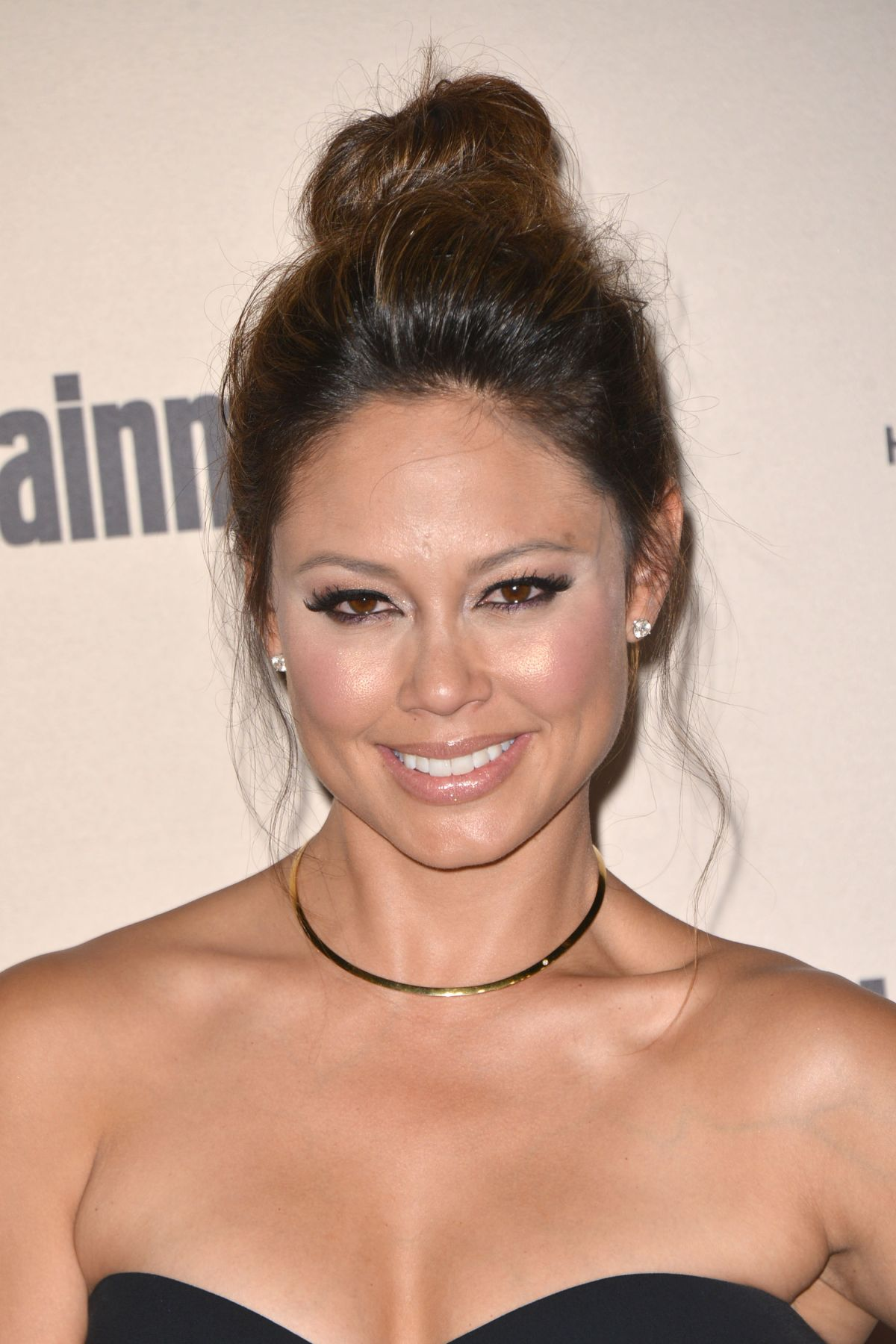 Vanessa Lachey At 2015 Entertainment Weekly Pre-Emmy Party ... Vanessa Lachey