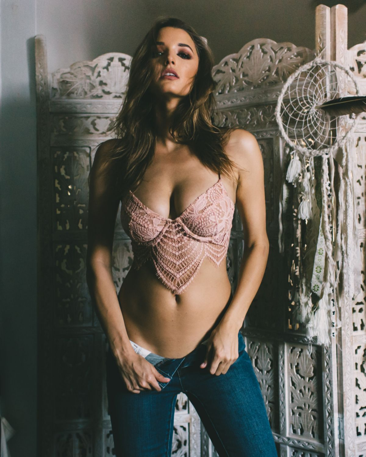 Alyssa Arce At Corey Epstein Photoshoot