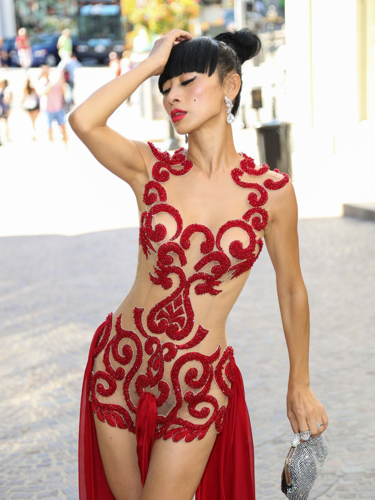 Bai Ling Archives - Page 2 of 5 - Celebzz