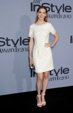 Eva Amurri At InStyle Awards