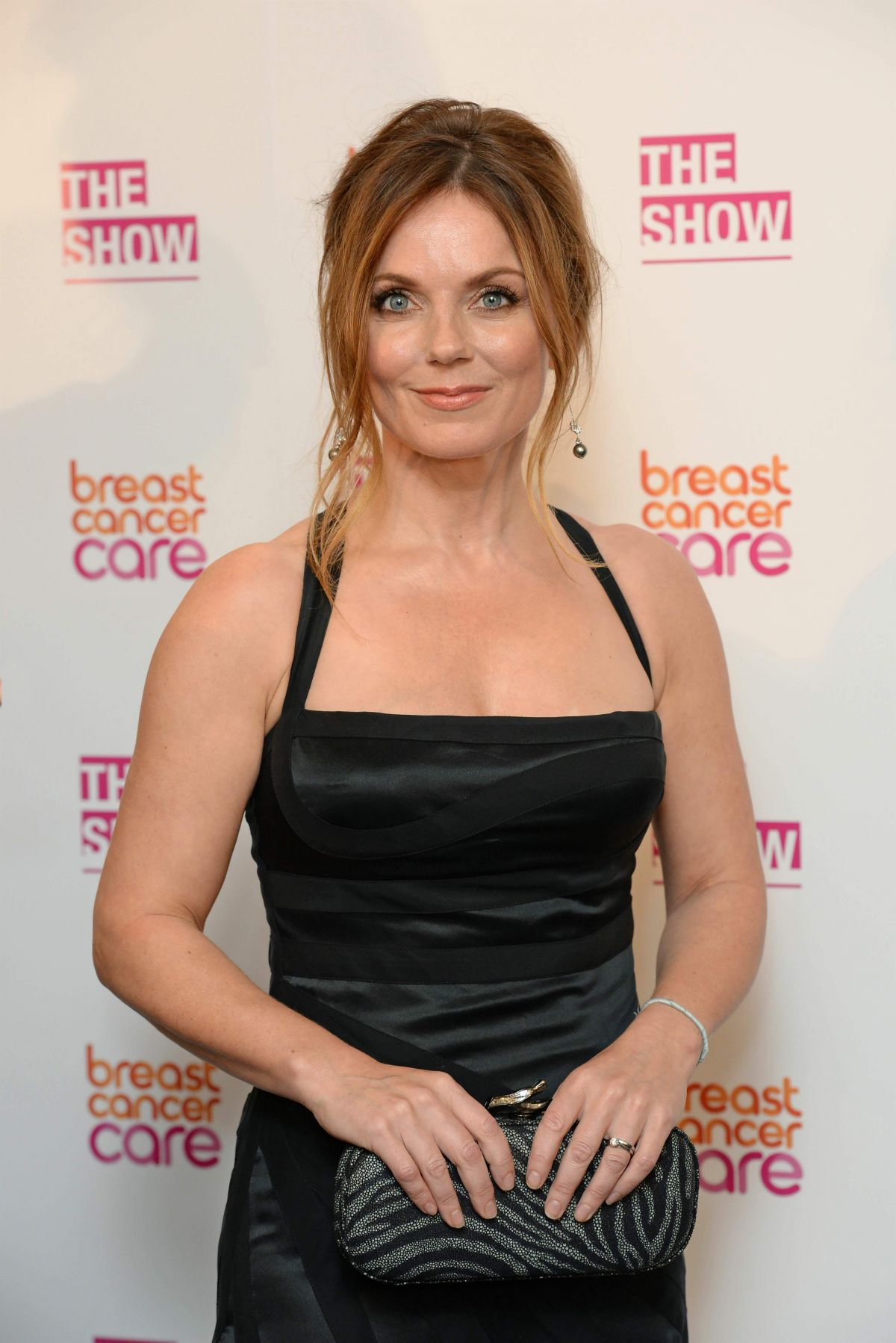 Geri Halliwell At The Breast Cancer Care Fashion Show
