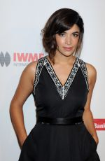 Hannah Simone At 2015 International Women