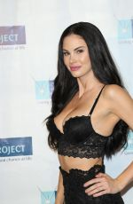 Jayde Nicole At The Teen Project