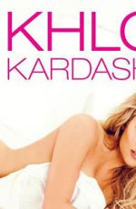 Khloe Kardashian In STRONG Book Cover Various Versions