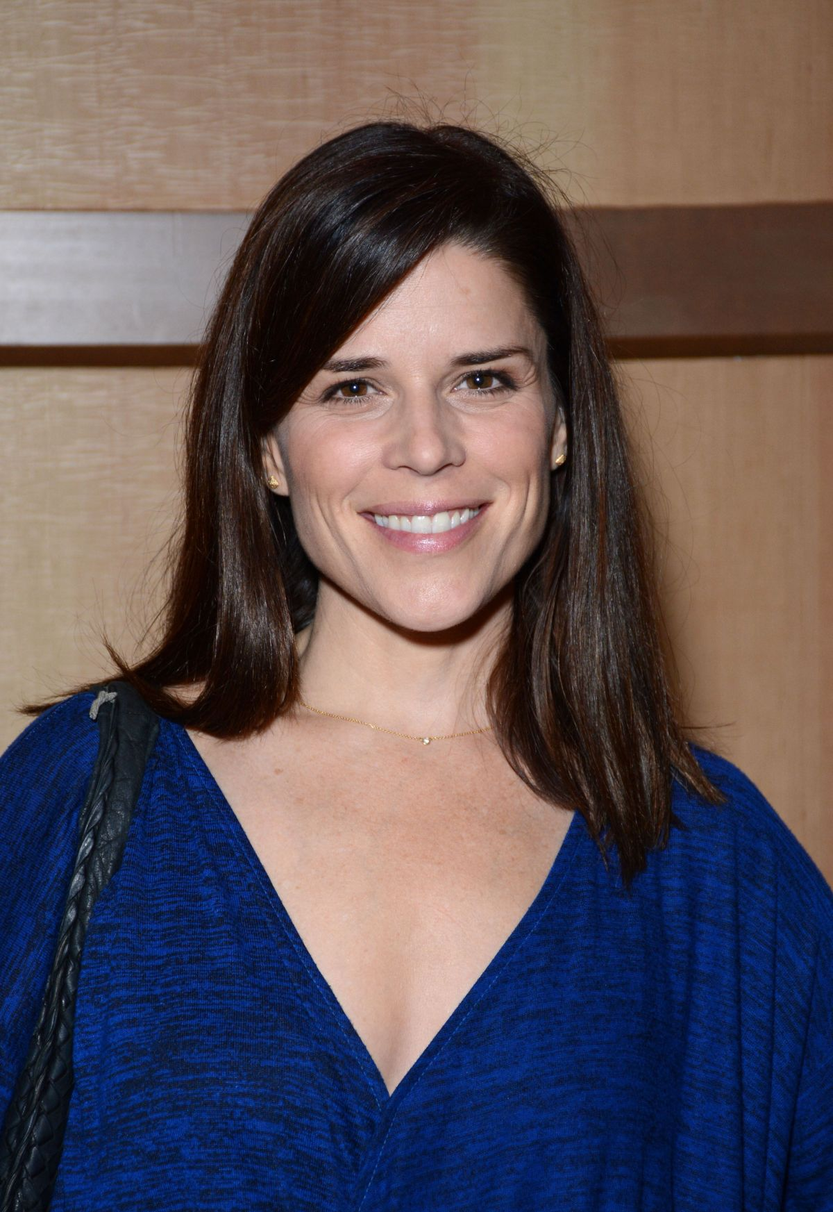 Neve Campbell At Spooky Empire Ultimate Halloween