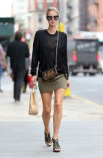 Nicky Hilton Out Shopping In NYC