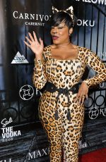 Niecy Nash At Maxim Halloween Party