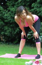 Pascal Craymer Working Out In Essex
