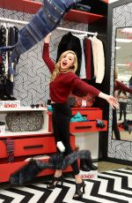 Peyton List Hosts Bongo Style Event At Sears