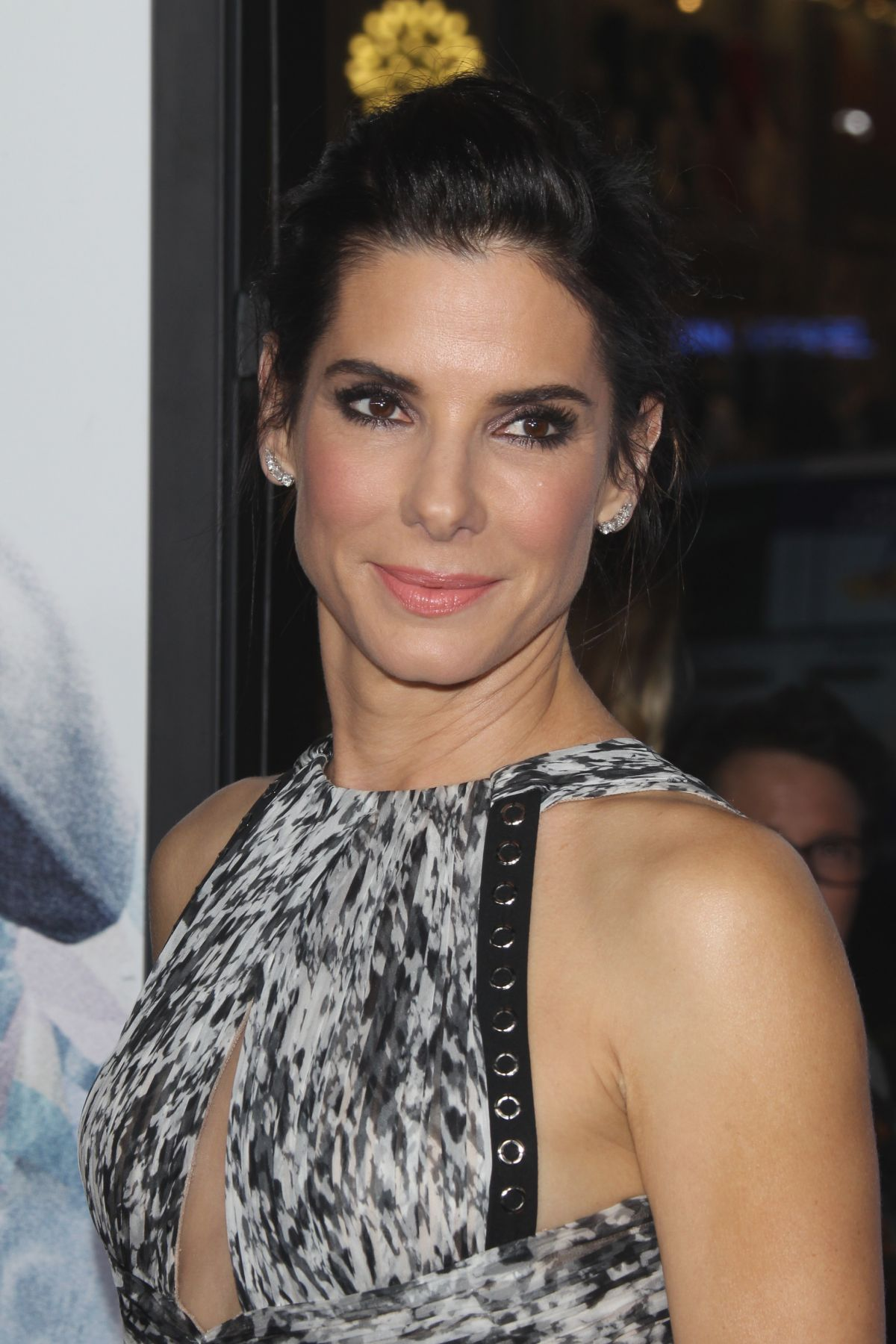 Sandra Bullock At 'Our...