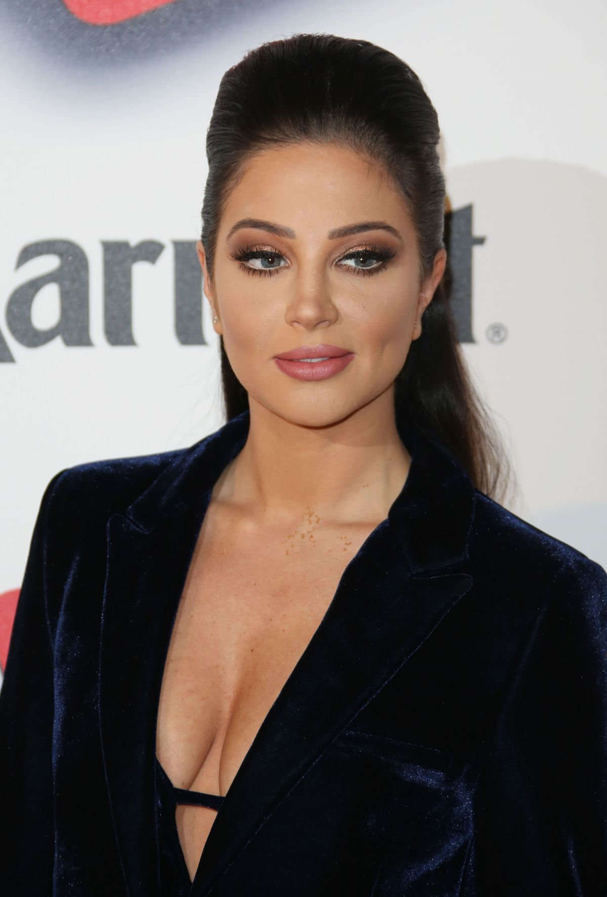 Tulisa Contostavlos At The Attitude Awards 2015