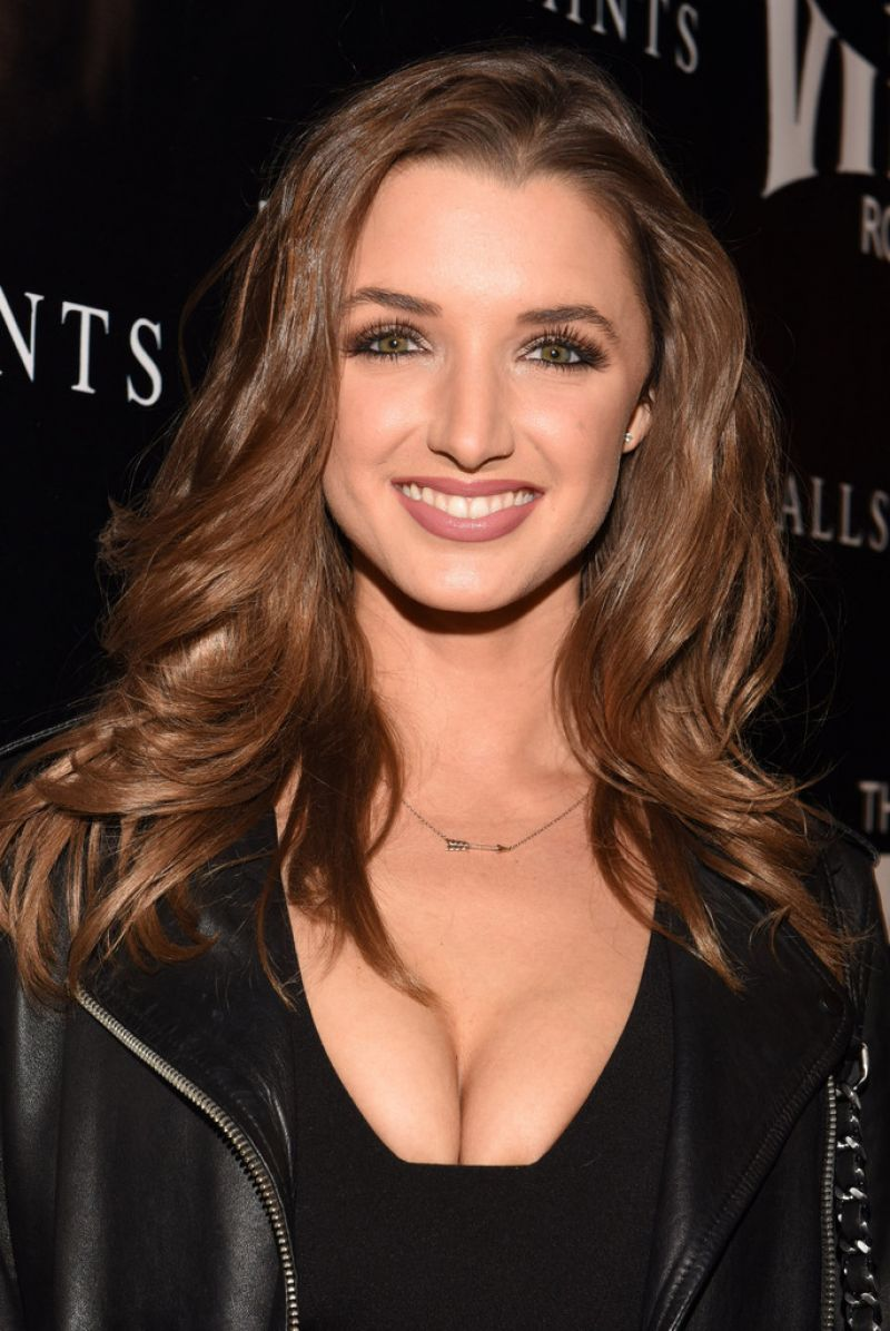 Alyssa Arce At The Official Viper Room Re-Launch Party
