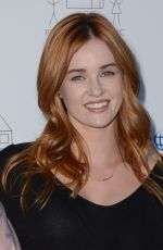 Ambyr Childers At Petit Maison Chic Fashion Show Honoring Operation Smile