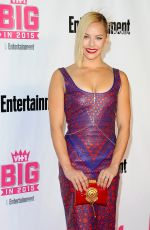 Amy Paffrath At VH1 Big in 2015 With Entertainment Weekly Awards