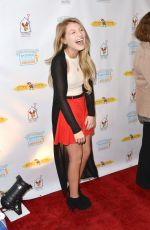 Brooke Sorenson At 4th Annual Celebrity Stuff-a-Thon In LA