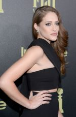 Carly Chaikin At HFPA And InStyle Celebrate The 2016 Golden Globe Award Season