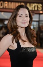 Erica Durance At 2015 Canada