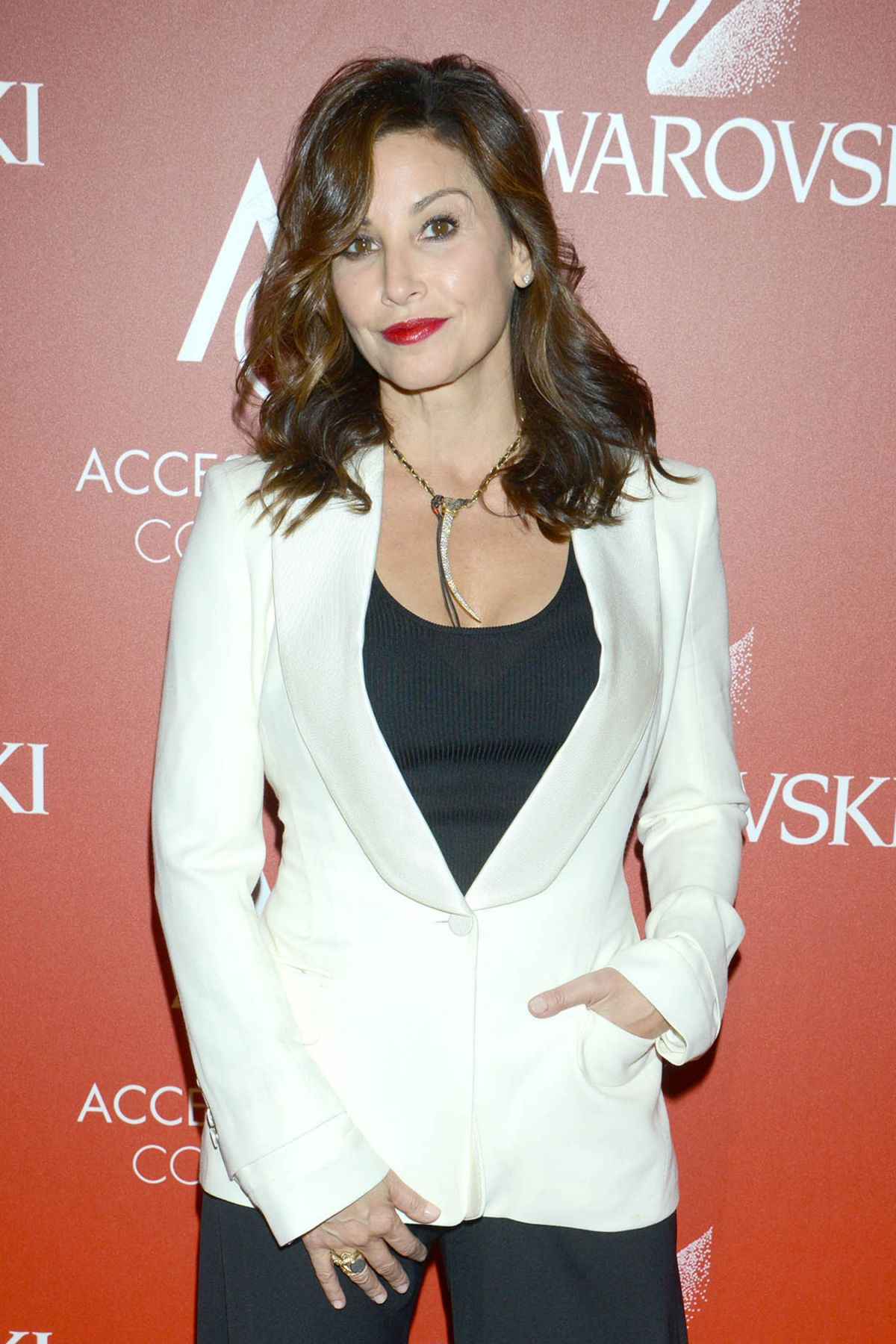 Gina Gershon At 18th Annual Accessories Council ACE Awards