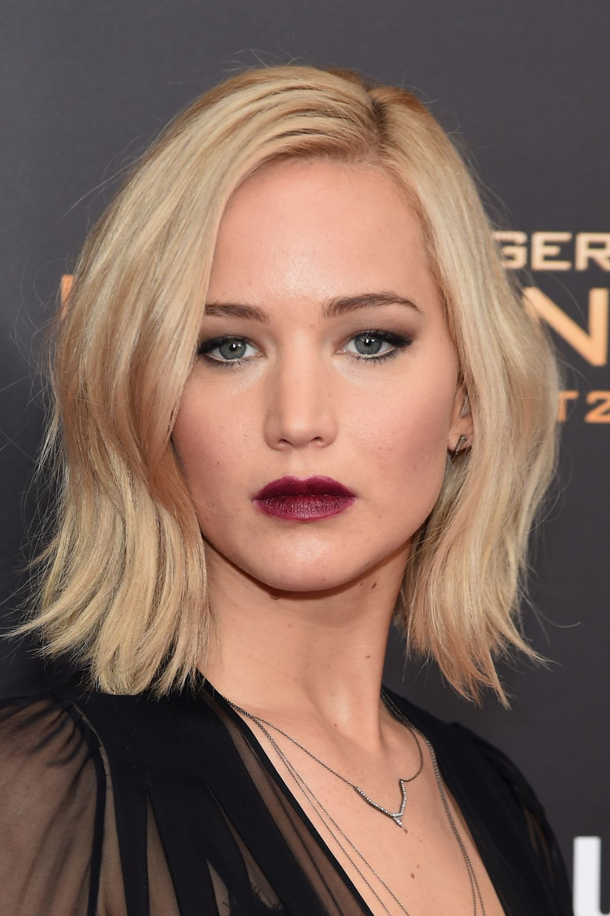 "Jennifer Lawrence At ""The Hunger Games: Mockingjay- Part 2 ...