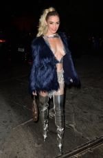 Jessica Sutta At Just Jared Halloween Party