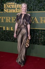 Joely Richardson At Evening Standard Theatre Awards