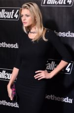 Kelly Rohrbach At Fallout 4 Video Game Launch Event