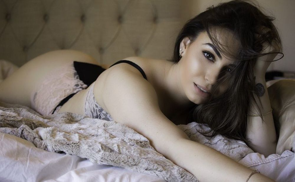 Sophie Simmons In 2015 Photoshoot For Maxim Magazine