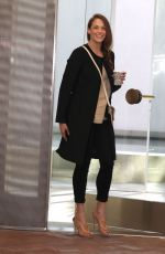 Amanda Righetti Out Shopping In Beverly Hills