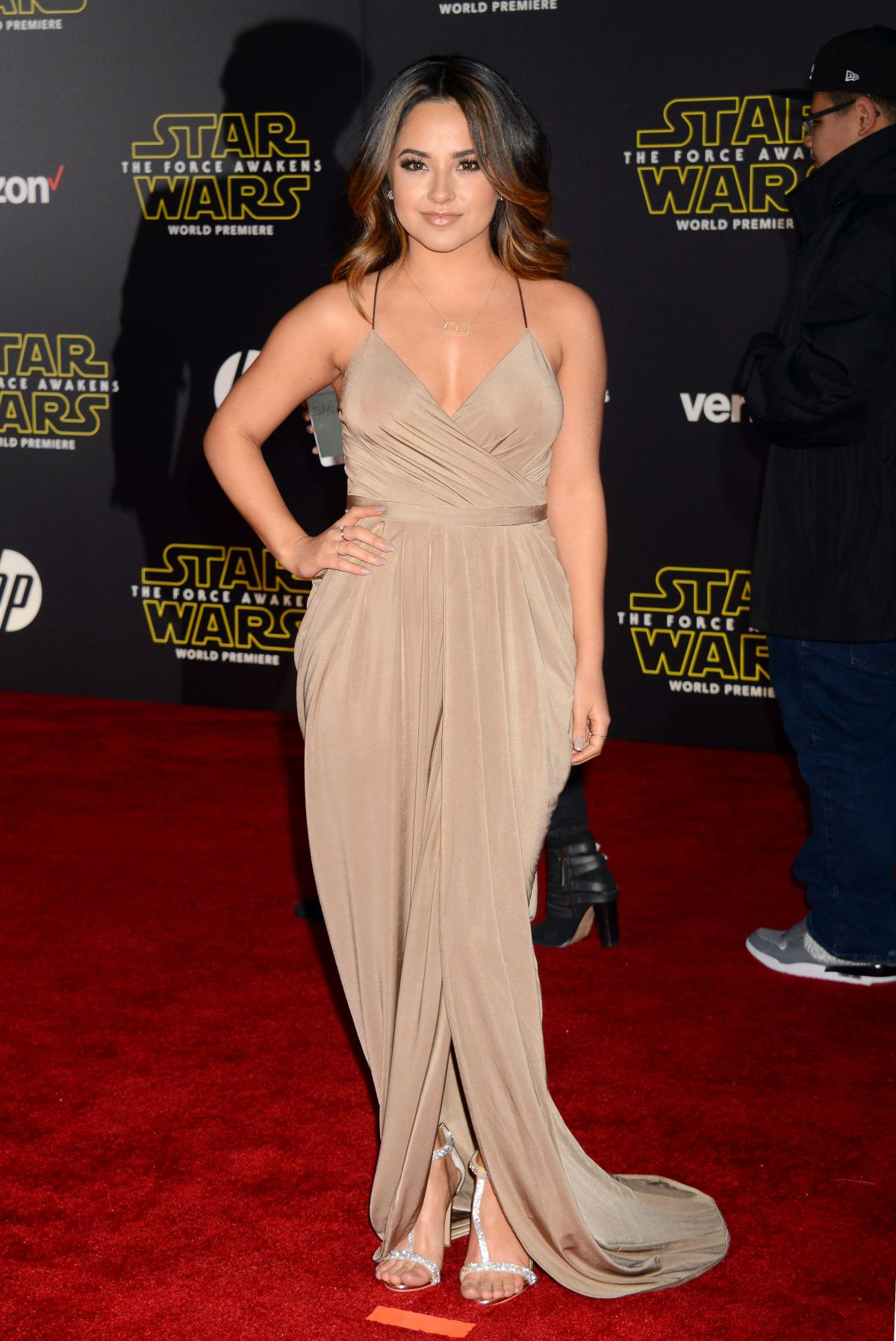 Becky G At Premiere Of