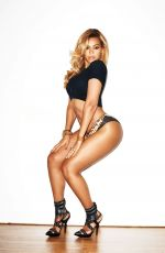 Beyonce Knowles In GQ Magazine USA February 2013