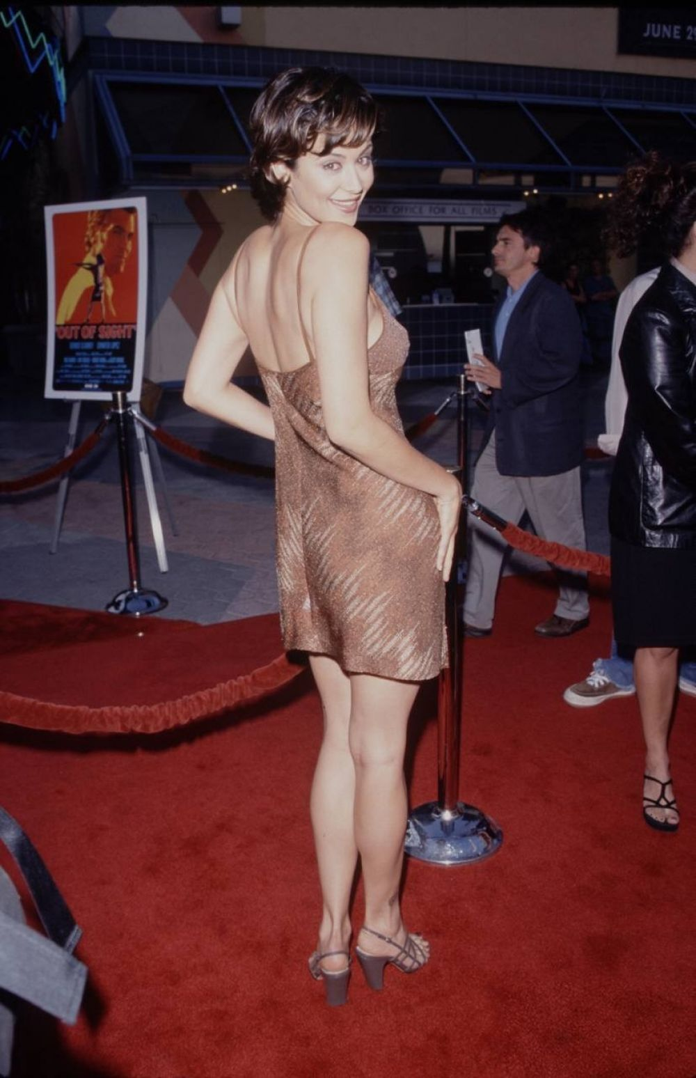 Catherine Bell At 'O...
