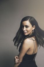 Christian Serratos At Xavier Guerra For MTV News