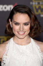 Daisy Ridley At Premiere Of