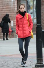 Eva Amurri Out In NYC