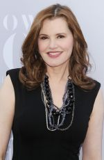 Geena Davis At The 24th annual Women In Entertainment Breakfast
