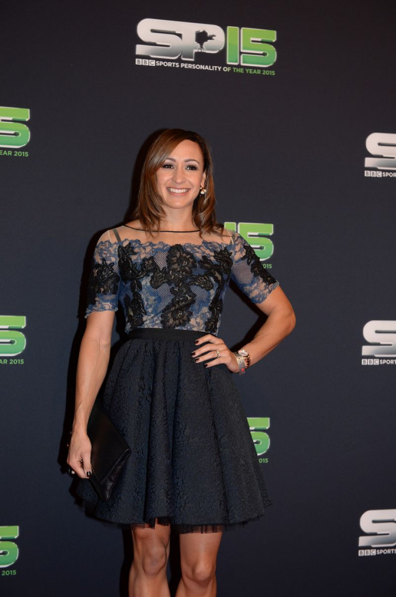 Belfast Award Winning Hair Beauty Salon Riah Hair: Jessica Ennis Hill At BBC Sports Personality Of The Year
