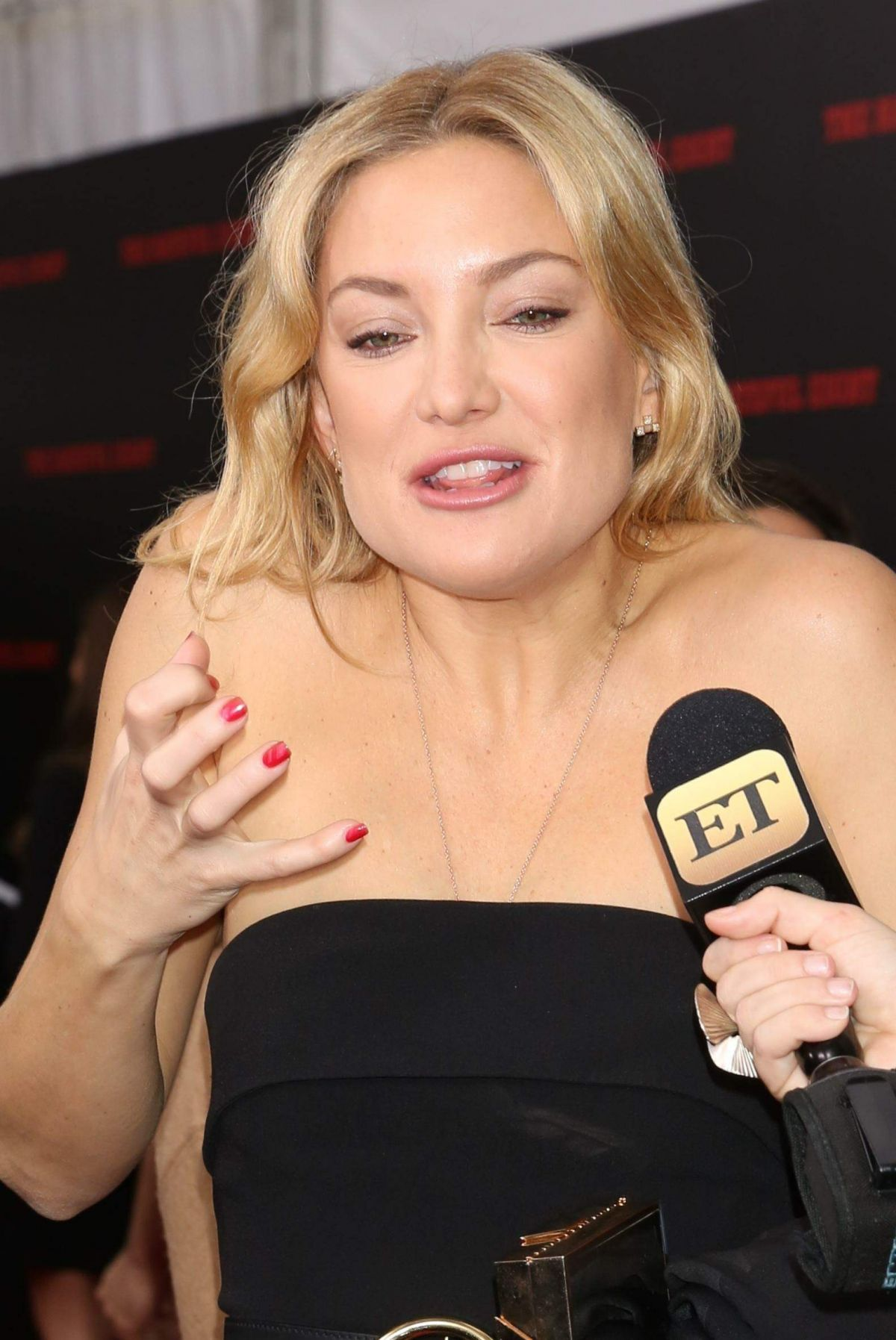 Kate Hudson At \'The Hateful Eight\' Film Premiere In New York - Celebzz
