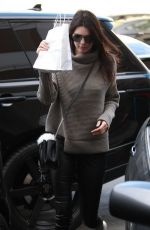Kendall Jenner Out In Beverly Hills