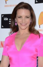 Kristin Davis At 2015 IDA Awards At Paramount Studios In Los Angeles
